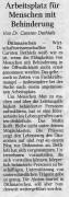 Dithmarscher Landeszeitung vom 06.12.2013
