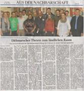 Dithmarscher Thesen zum ländlichen Raum DLZ 21.04.2012