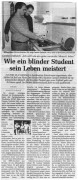 Dithmarscher Landeszeitung vom 23. Februar 2001