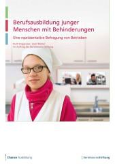 Berufsausbildung junger Menschen mit Behinderungen - Bertelsmann Stiftung