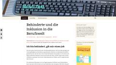 Screenshot Domingos de Oliveira http://www.oliveira-online.net/wordpress/index.php/2014/11/01/behinderte-und-die-inklusion-in-die-berufswelt/