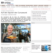 Kieler Nachrichten Online vom 18.04.15