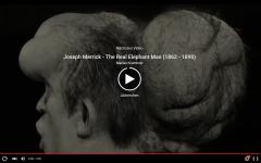Screenshot youtube Trailer Elefantenmensch