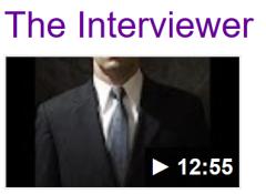 Screenshot youtube The Interviewer