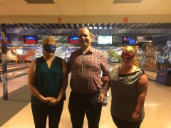 Blind bowlen 3 - Foto: privat
