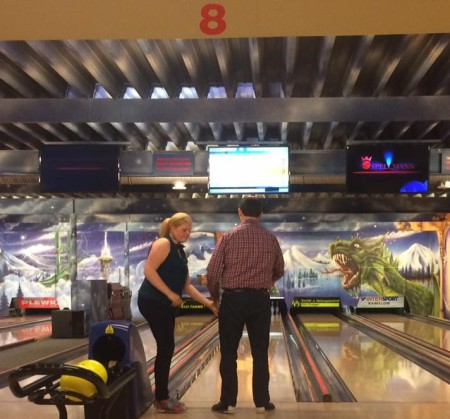 Blind bowlen 2 - Foto: privat