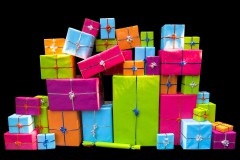 Geschenke, Quelle: pixabay, Autor: Gellinger