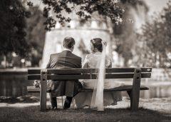 Hochzeit - Andrea Henkel und Carsten Dethlefs, Foto: Kai Westensee