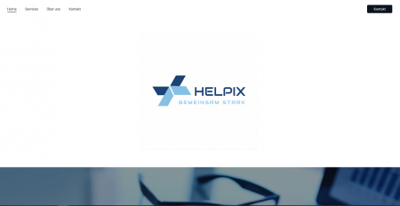 Screenshot Helpix.online