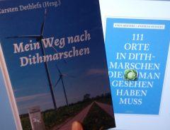 2 Bücher über Dithmarschen - Foto: Susanne Junge