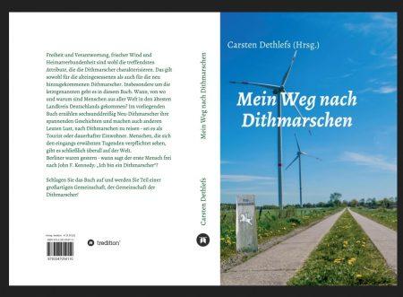 """Cover """"Mein Weg nach Dithmarschen"""""""